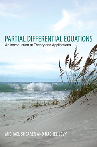 9780691161297: Partial Differential Equations: An Introduction to Theory and Applications