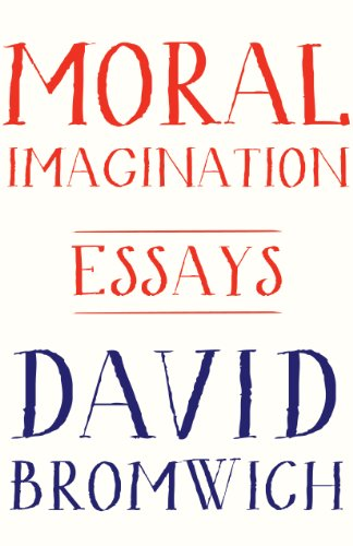 9780691161419: Moral Imagination - Essays