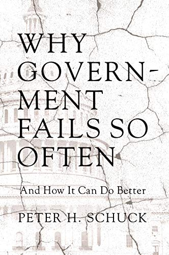 9780691161624: Why Government Fails So Often: And How It Can Do Better