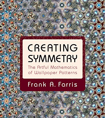 Creating Symmetry: The Artful Mathematics of Wallpaper Patterns: Farris, Frank A.