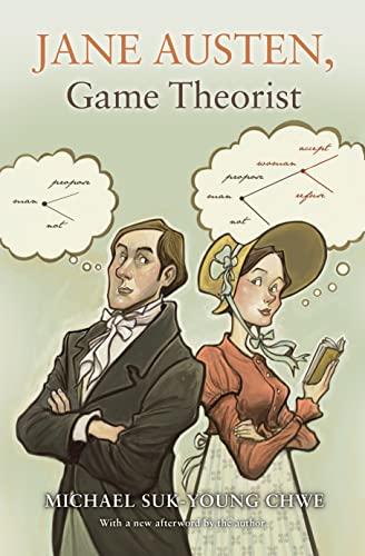 9780691162447: Jane Austen, Game Theorist