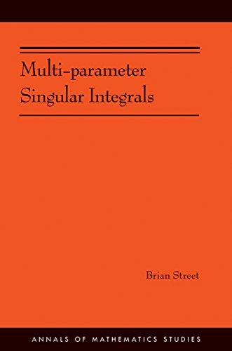 9780691162515: Multi-Parameter Singular Integrals