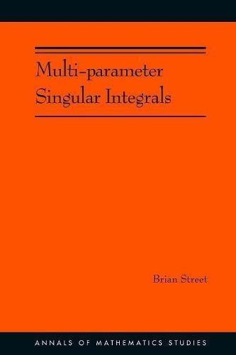 9780691162522: Multi-Parameter Singular Integrals