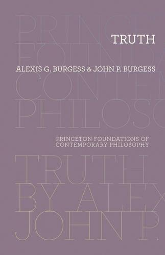 9780691163673: Truth (Princeton Foundations of Contemporary Philosophy)