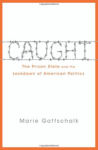 9780691164052: Caught: The Prison State and the Lockdown of American Politics