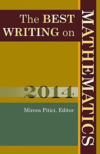 9780691164175: The Best Writing on Mathematics 2014