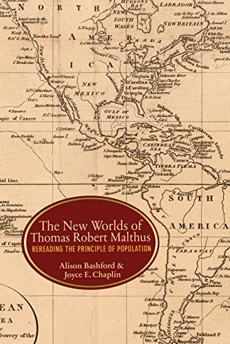 9780691164199: The New Worlds of Thomas Robert Malthus: Rereading the
