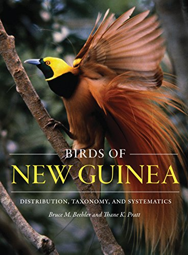 9780691164243: Birds of New Guinea: Distribution, Taxonomy, and Systematics