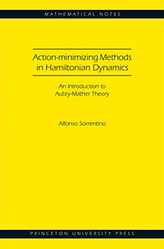 9780691164502: Action-minimizing Methods in Hamiltonian Dynamics: An Introduction to Aubry-Mather Theory (Mathematical Notes)