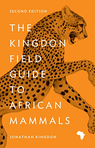 9780691164533: The Kingdon Field Guide to African Mammals: Second Edition