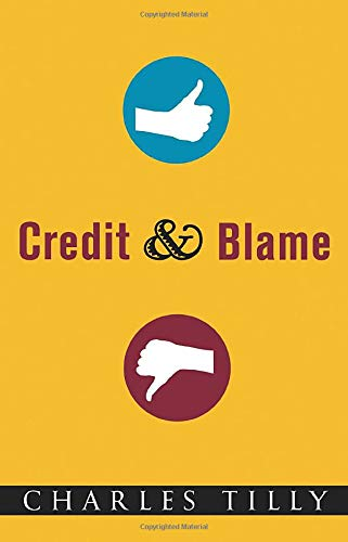 9780691164649: Credit and Blame