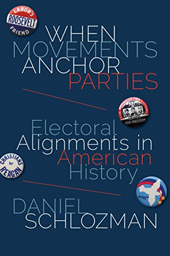 9780691164694: When Movements Anchor Parties: Electoral Alignments in American History (Princeton Studies in American Politics: Historical, International, and Comparative Perspectives)