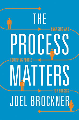 9780691165059: The Process Matters: Engaging and Equipping People for Success