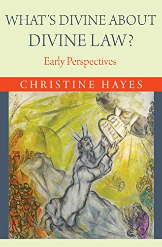 9780691165196: What's Divine about Divine Law?: Early Perspectives