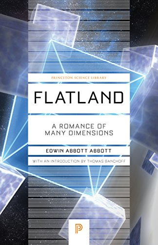 9780691165554: Flatland: A Romance of Many Dimensions