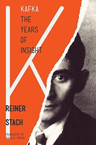 9780691165844: Kafka - The Years of Insight
