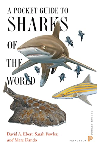 9780691165998: A Pocket Guide to Sharks of the World (Princeton Pocket Guides)