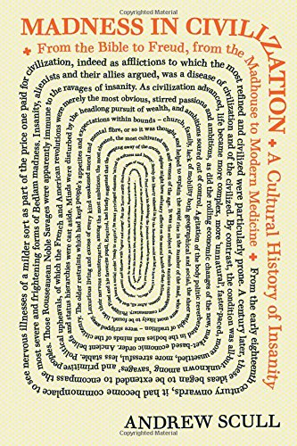 9780691166155: Madness in Civilization: A Cultural History of Insanity, from the Bible to Freud, from the Madhouse to Modern Medicine
