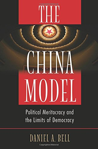 9780691166452: The China Model: Political Meritocracy and the Limits of Democracy