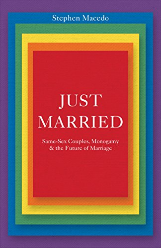 9780691166483: Just Married: Same-Sex Couples, Monogamy, and the Future of Marriage