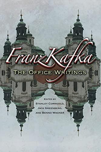 Franz Kafka: The Office Writings: Franz Kafka, Stanley
