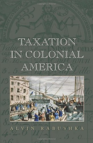9780691168234: Taxation in Colonial America