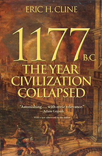 9780691168388: 1177 B.C.: The Year Civilization Collapsed (Turning Points in Ancient History)