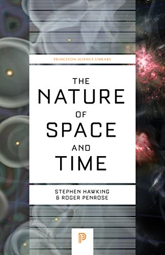 9780691168449: The Nature of Space and Time (Princeton Science Library)
