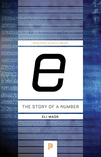 """9780691168487: """"e"""": The Story of a Number (Princeton Science Library)"""