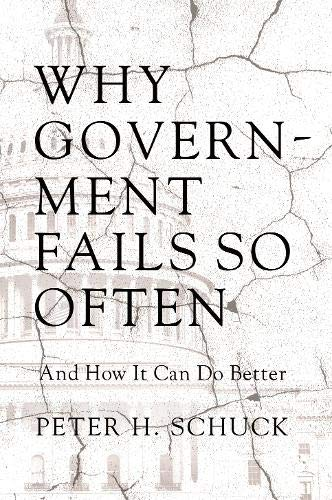 9780691168531: Why Government Fails So Often: And How It Can Do Better