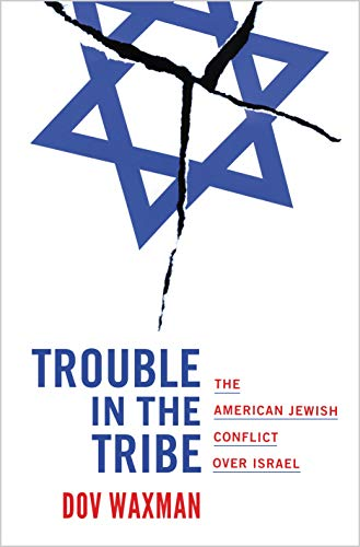 9780691168999: Trouble in the Tribe: The American Jewish Conflict over Israel