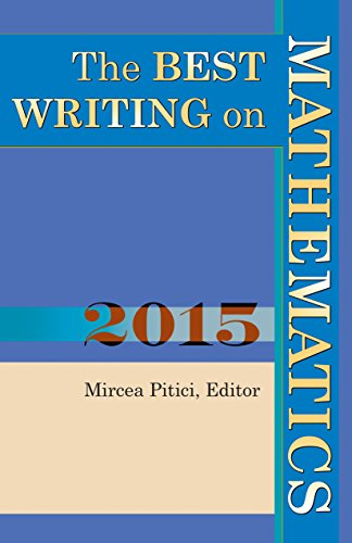 9780691169651: The Best Writing on Mathematics 2015