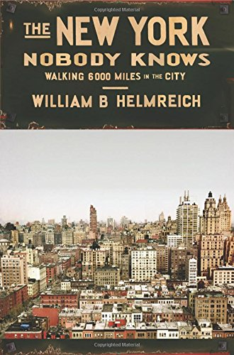 9780691169705: The New York Nobody Knows: Walking 6,000 Miles in the City