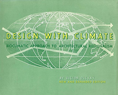 9780691169736: Design With Climate: Bioclimatic Approach to Architectural Regionalism