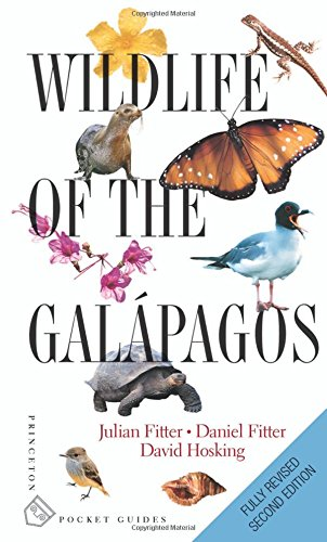 9780691170428: Wildlife of the Galápagos: Second Edition (Princeton Pocket Guides)