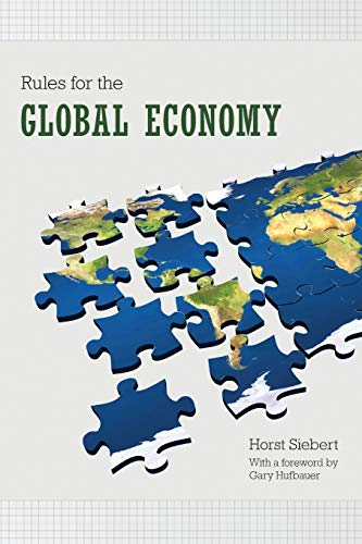 9780691170923: Rules for the Global Economy