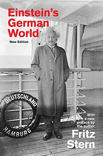 9780691171302: Einstein's German World