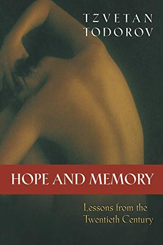 9780691171425: Hope and Memory: Lessons from the Twentieth Century