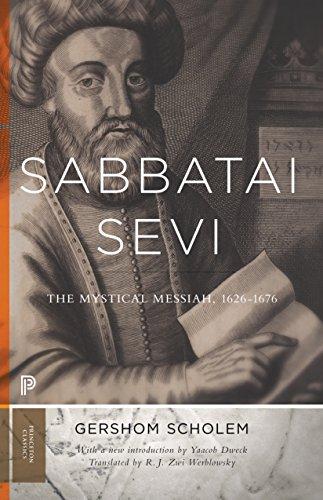 Sabbatai Evi: The Mystical Messiah, 1626 1676 (Paperback): Gershom Scholem
