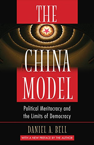 9780691173047: The China Model: Political Meritocracy and the Limits of Democracy