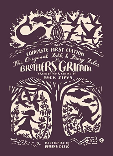 9780691173221: The Original Folk and Fairy Tales of the Brothers Grimm: The Complete First Edition