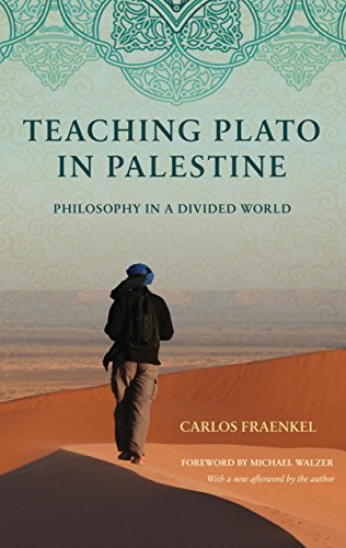 9780691173368: Teaching Plato in Palestine: Philosophy in a Divided World