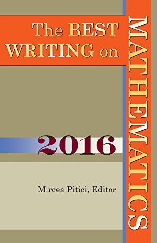 The Best Writing on Mathematics 2016: Princeton University Press