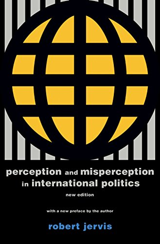 9780691175850: Perception and Misperception in International Politics