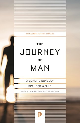 9780691176017: The Journey of Man: A Genetic Odyssey (Princeton Science Library)