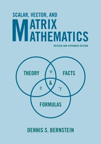 9780691176536: Scalar, Vector, and Matrix Mathematics: Theory, Facts, and Formulas - Revised and Expanded Edition