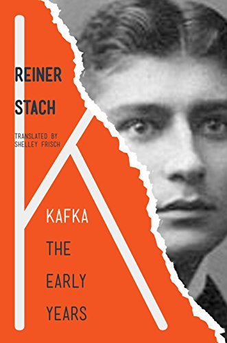 9780691178189: Kafka: The Early Years