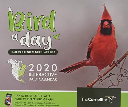 Bird a Day 2020 Interactive Daily Calendar: Princeton Univ Pr