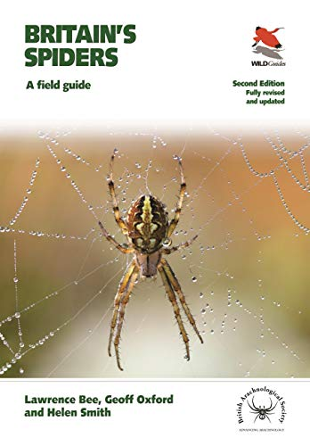 9780691204741: Britain's Spiders (WILDGuides): A Field Guide - Fully Revised and Updated Second Edition (WILDGuides, 40)