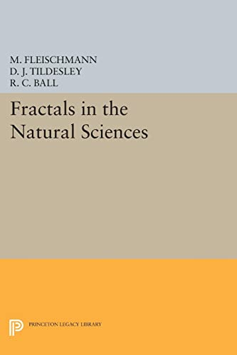 9780691605470: Fractals in the Natural Sciences (Princeton Legacy Library)